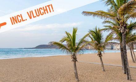 Dagaanbieding – Fly & drive Gran Canaria voor 409.00