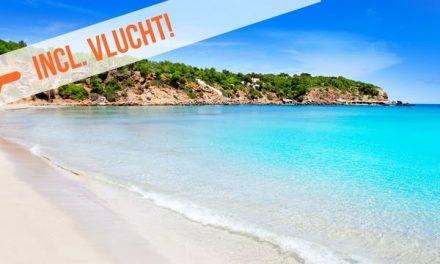 Dagaanbieding – Fly & drive Ibiza
