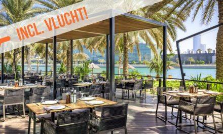 Dagaanbieding – Luxe in Abu Dhabi