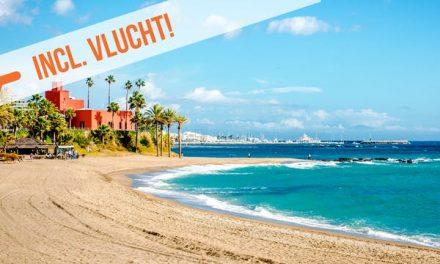 Dagaanbieding – Naar de Costa del Sol! voor 249.00