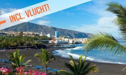 Dagaanbieding – Studio op Tenerife voor 339.00