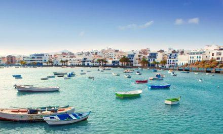 Dagaanbieding – Zonnig Lanzarote voor 369.00