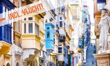 Dagaanbieding – 4*-resort op Malta
