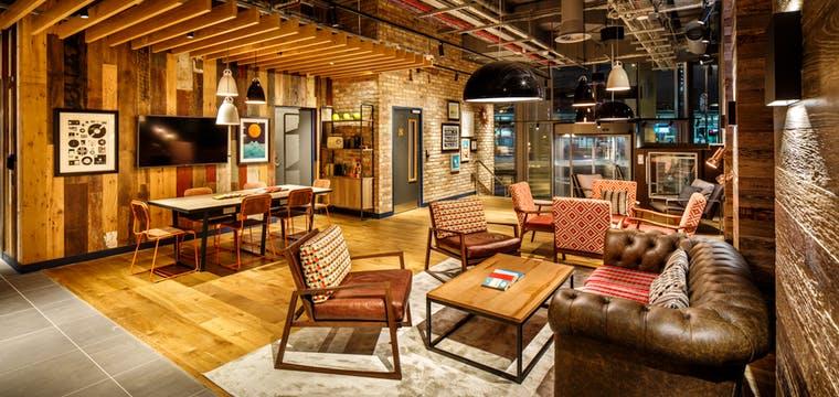 Dagaanbieding – Nieuw hotel Londen