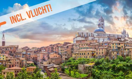 Dagaanbieding – Fly & drive Toscane