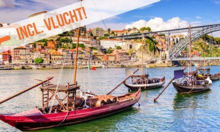 Dagaanbieding – Porto & Lissabon