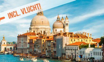 Dagaanbieding – Romantisch Venetië