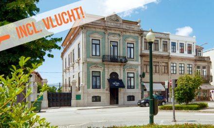 Dagaanbieding – Uniek hotel in Porto
