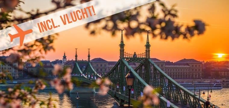 Dagaanbieding – Ontdek Praag & Boedapest