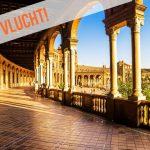 Dagaanbieding – Centraal hotel in Sevilla