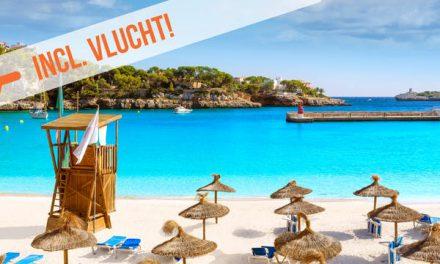 Dagaanbieding – Mallorca + all inclusive
