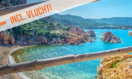 Dagaanbieding – Nazomeren op Sardinië