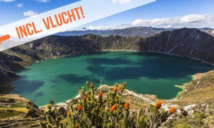 Dagaanbieding – Rondreis Ecuador