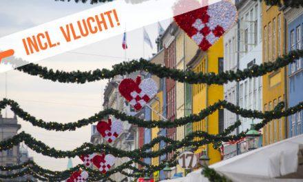 Dagaanbieding – Kerstmarkt Kopenhagen