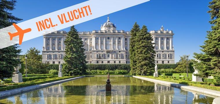 Dagaanbieding – Magisch Madrid