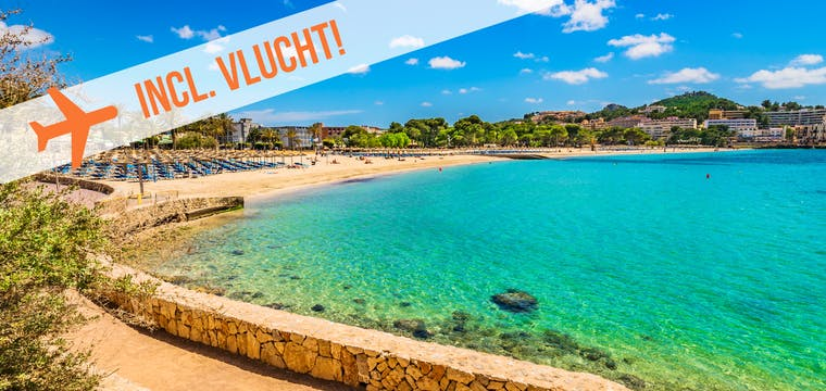 Dagaanbieding – Najaarszon op Mallorca