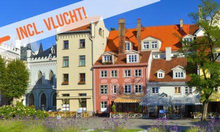 Dagaanbieding – 4*-hotel in Riga