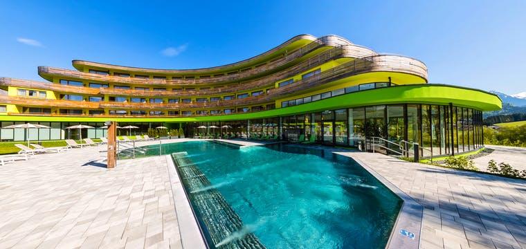 Dagaanbieding – Adults-onlyhotel Tirol