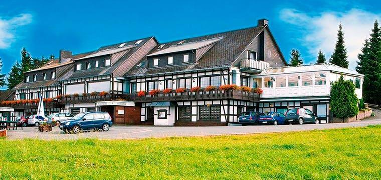 Dagaanbieding – Halfpension in Winterberg