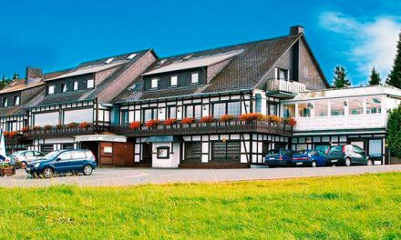 Dagaanbieding – Halfpension in Winterberg
