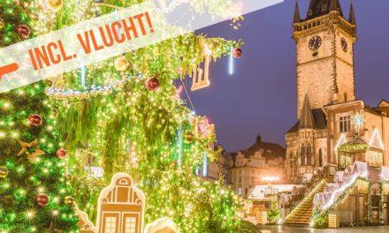 Dagaanbieding – Kerst in Praag
