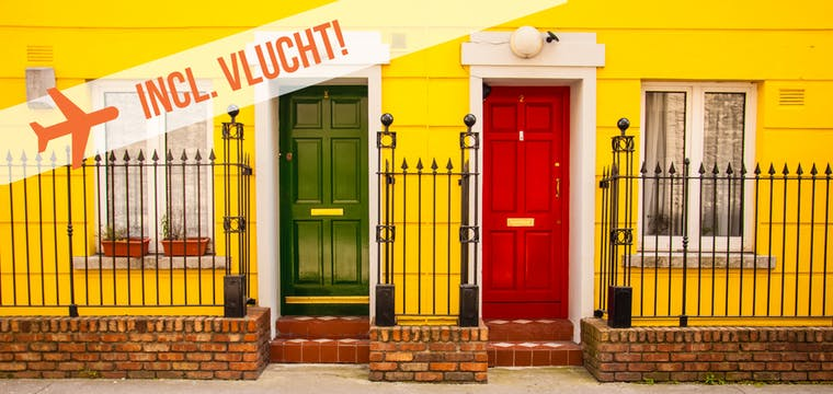 Dagaanbieding – Stedentrip Dublin